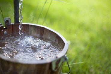 Чистая питная вода из скважины