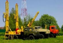 Буровые установки для бурения артезианских скважин в Калининграде, Светлогорске, Зеленоградске и других городах области