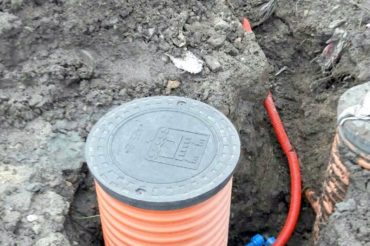 Установка насосов для питьевой воды
